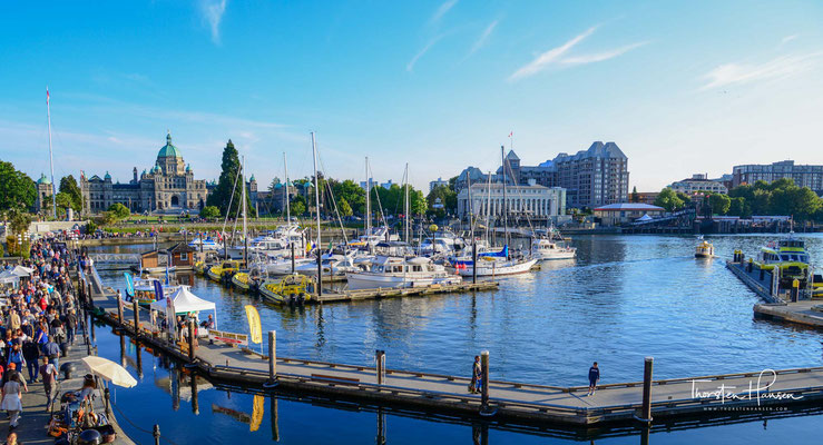 Victoria auf Vancouver Island
