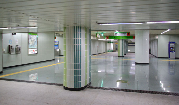 U-Bahn in Busan