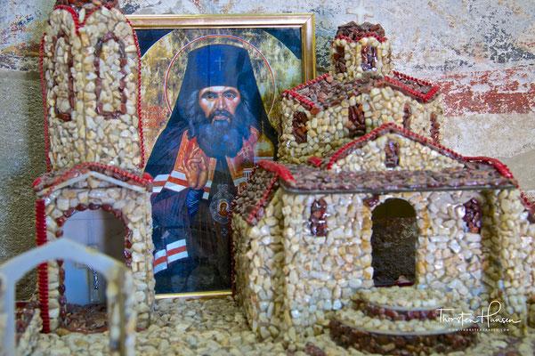 Die Kirche der Heiligen Gottesmutter Peribleptos in Ohrid