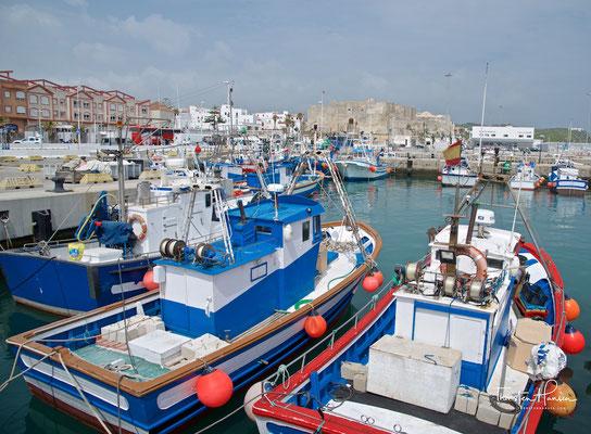 Der Hafen von Tarifa