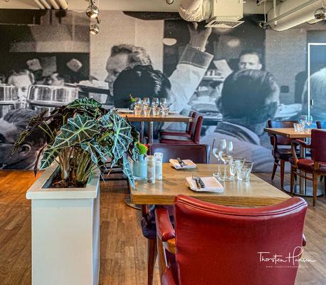 Dinning Room der SS Rotterdam