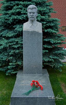Nekropole an der Kremlmauer mit Stalins Grab
