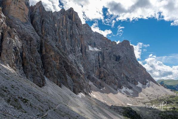Der Monte Civetta