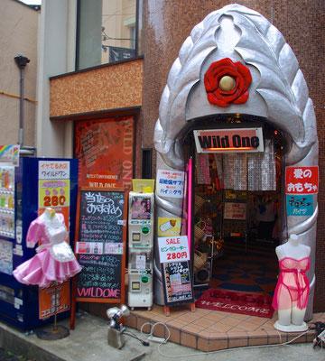 Love Hotel - Stundenhotel in Tokio