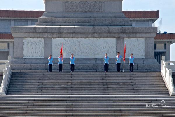 Gedenkhalle für den Vorsitzenden Mao