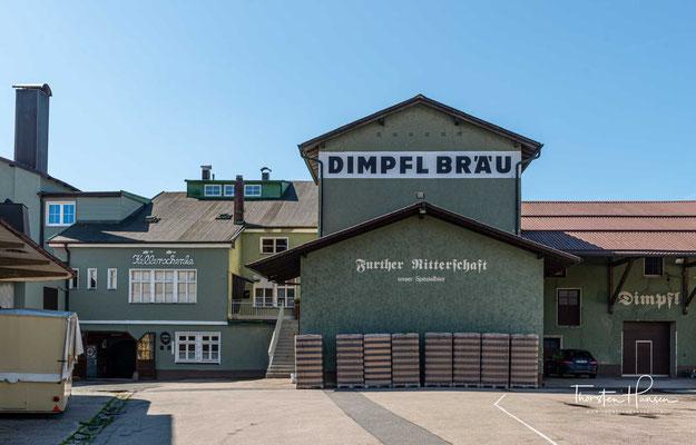 Die Dimpfl Brauerei in Furth im Wald