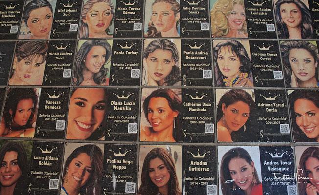 Alljährlich findet hier der nationale Schönheitswettbewerb Miss Colombia statt.