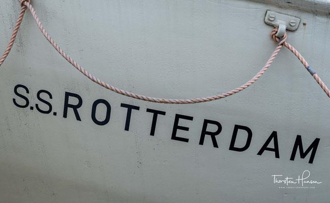 Unter den Passagieren befand sich auch Kronprinzessin Beatrix.