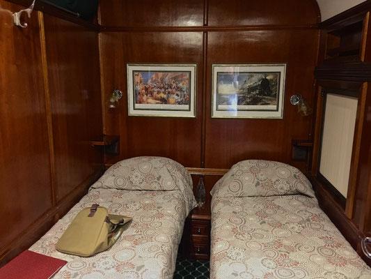 African Explorer / Shongololo Train - Pride of Africa