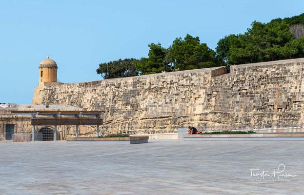 Stadtbefestigung von Valletta