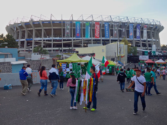 Aztekenstadion in Mexico City