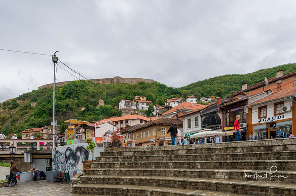 Prizren als Stadt wird erstmals zu Beginn des 11. Jahrhunderts in byzantinischen Quellen als Sitz eines Bischofs erwähnt.