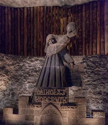 1913 wurde die noch heute in Betrieb befindliche Salzsiederei erbaut. Nach 1918 wurde das Bergwerk Staatsbesitz der Republik Polen, die sich 1932 das staatliche Monopol auf Salz vorbehielt.
