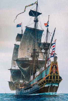 Die Batavia war ein Segelschiff der Niederländischen Ostindien-Kompanie. Es lief 1629 auf seiner ersten Reise vor Australien auf ein Riff und sank.