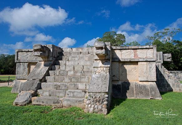 Venus-Plattform in Chichén Itzá