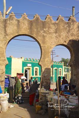 Kafira Markt in Dire Dawa