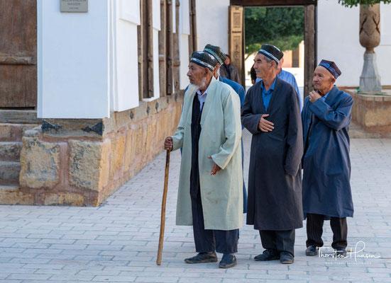 Die Stadt Buchara hat bereits in der Vergangenheit enorm von Baha-ud-Din profitiert und tut dies bis zum heutigen Tage.