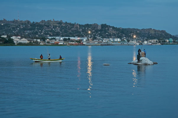 Victoria See bei Mwanza