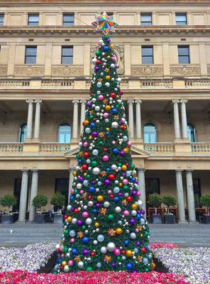 Fröhliche Weihnachten in Sydney