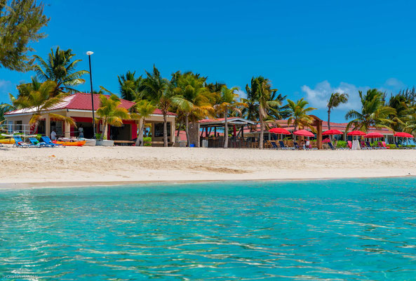 Pillory Beach auf Grand Turk