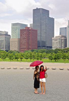 Willkommen in Tokio