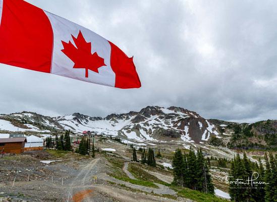 Whistler Mountain ist ein Berg des Gebirgszuges Fitzsimmons Range in der nordwestlichen Ecke des Garibaldi Provincial Park in British Columbia in Kanada.