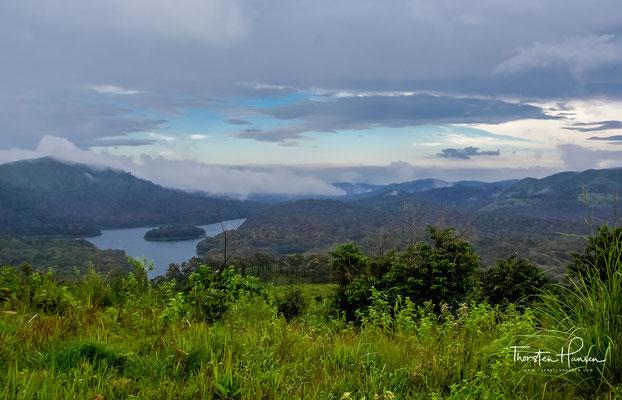 Das Schutzgebiet umfasst eine Fläche von 777 km², wovon ein 350 km² großer Teil der Kernzone zum Nationalpark erklärt wurde.