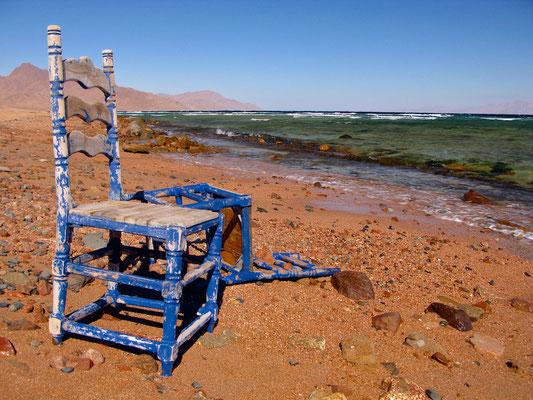 Strandansichten in Dahab