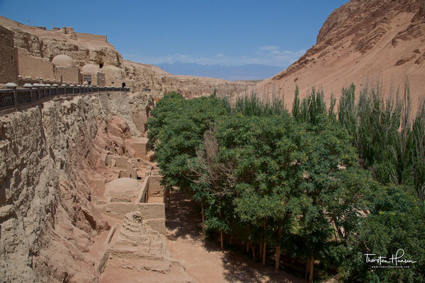 Buddhistische Grotten von Bezeklik