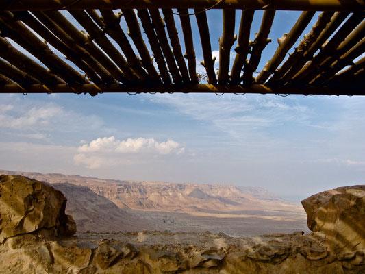 Auf dem Plateau von Masada lebten über 2.000 Menschen, angeführt von jüdischen Rebellen.