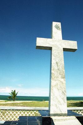 Msalabani - am Kreuz