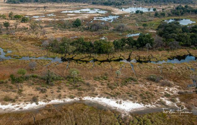 Auf eine lange Trockenzeit von April bis November folgt eine kürzere, nasse Regenzeit zwischen Dezember und April.