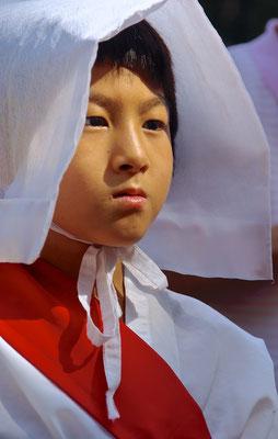 Koreanischer Junge