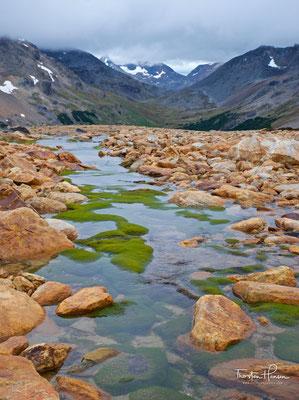 In den Andenregion von Ushuaia