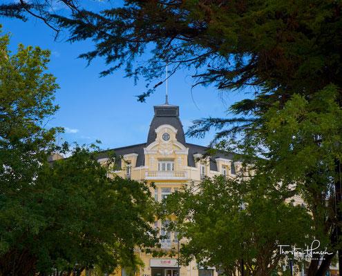 Die berühmten Herrenhäuser von Punta Arenas
