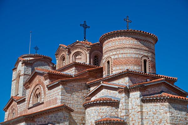 Klementskirche (Sveti Kliment) in Ohrid