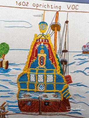 ür den Kinofilm Der Admiral – Kampf um Europa, die bis zum Jahr 2015 viertteuerste niederländische Filmproduktion, wurde der Nachbau der Batavia als Filmkulisse benutzt.