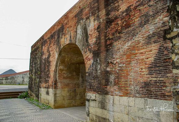 Seit dem Bau der Stadt im Jahr 1875 sind fast 140 Jahre vergangen. Nach zahlreichen Naturkatastrophen und vom Menschen verursachten Katastrophen hat die Stadt seit langem ihr ursprüngliches Erscheinungsbild verloren.