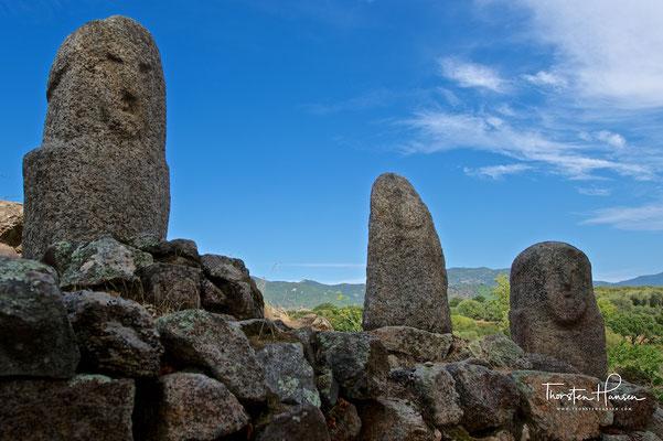 8000 Jahre alte Siedlung in Filitosa
