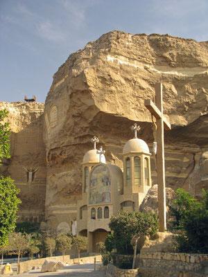 Koptische Kirche St. Saaman in Kairo