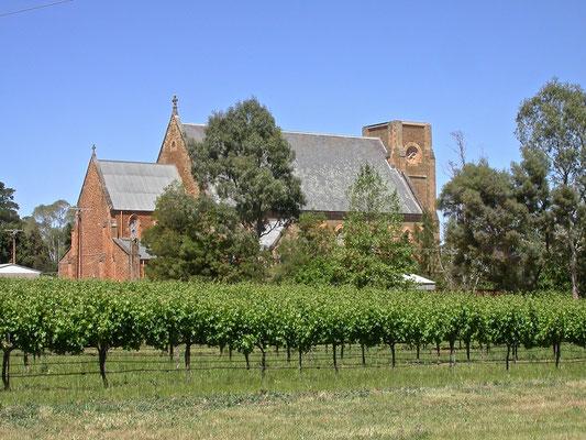 Weinanbaugebiet Barbarossa Valley