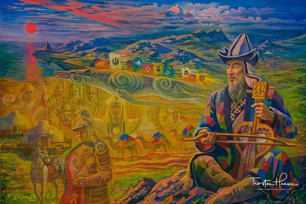 Nationalmuseum von Kasachstan in Astana