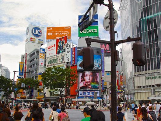 Shibuya Tokio