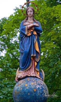 Maria Denkmal in Wilanów