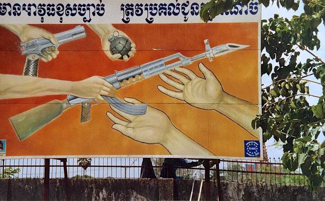 Impressionen aus Kampot
