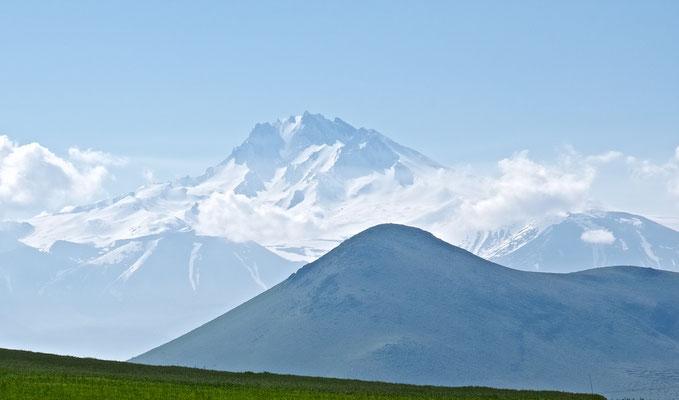 Über das Taurusgebirge...