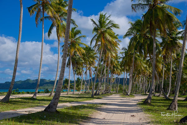 Playa Rincon auf der Halbinsel Samaná