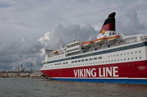 Viking Line in Helsinki
