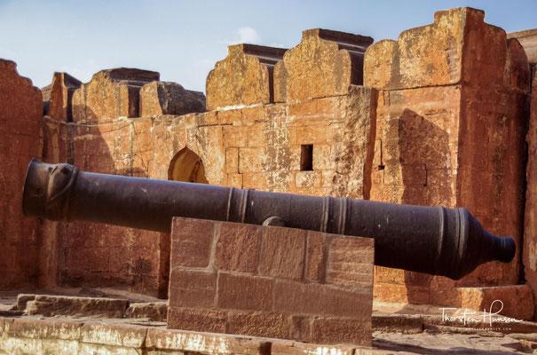 Weite Teile der bis heute erhaltenen Bausubstanz stammen aus der Periode des Maharajas Jaswant Singh (1638–1678).