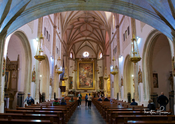 San Jerónimo el Real-Kirche, Madrid